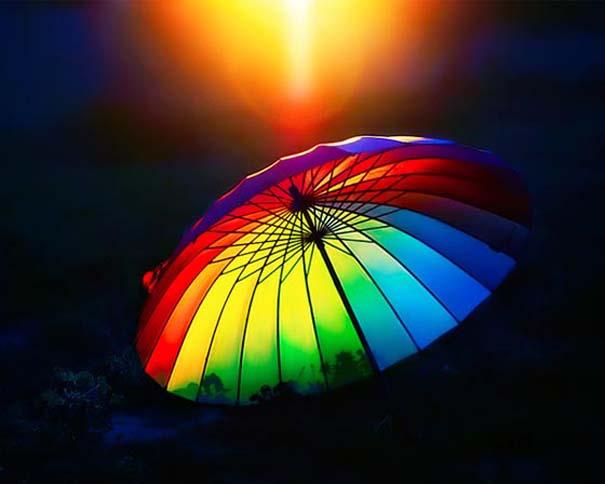 Υπέροχες φωτογραφίες στα χρώματα του ουράνιο τόξου (7)