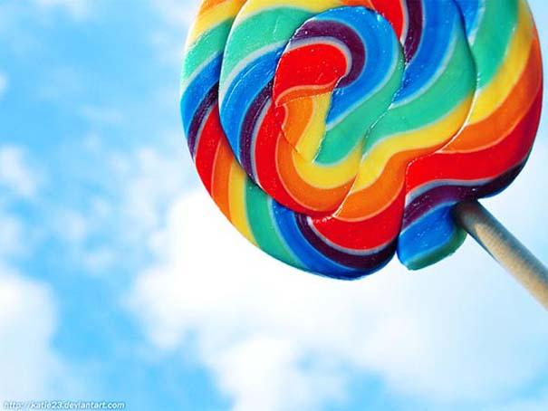 Υπέροχες φωτογραφίες στα χρώματα του ουράνιο τόξου (8)