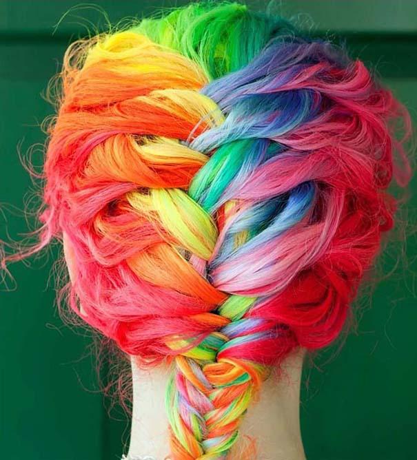 Υπέροχες φωτογραφίες στα χρώματα του ουράνιο τόξου (15)