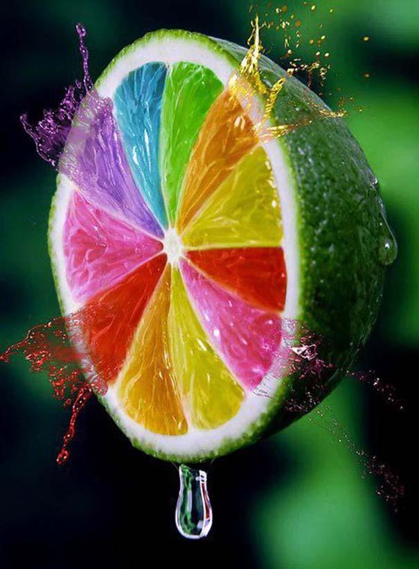 Υπέροχες φωτογραφίες στα χρώματα του ουράνιο τόξου (16)