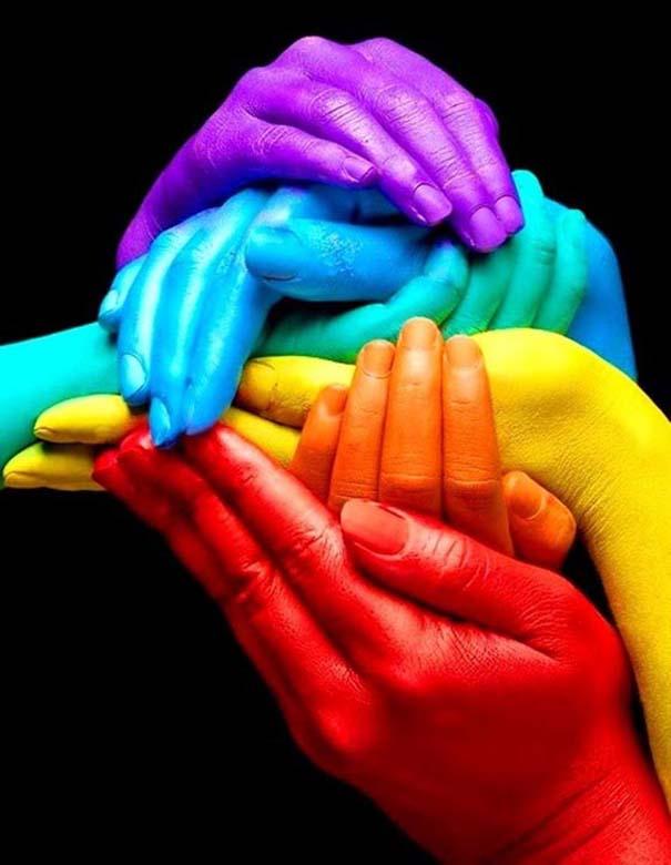 Υπέροχες φωτογραφίες στα χρώματα του ουράνιο τόξου (19)