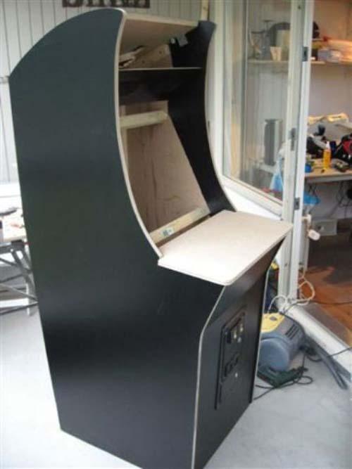 Έφτιαξε κλασσικό Arcade χρησιμοποιώντας μια παλιά τηλεόραση (17)