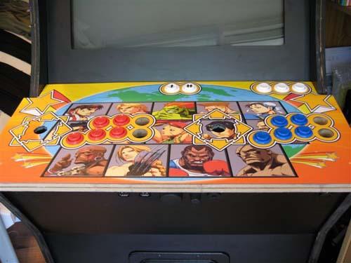 Έφτιαξε κλασσικό Arcade χρησιμοποιώντας μια παλιά τηλεόραση (28)
