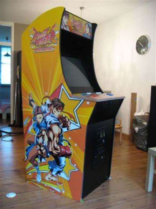 Έφτιαξε κλασσικό Arcade χρησιμοποιώντας μια παλιά τηλεόραση (32)