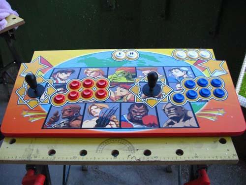 Έφτιαξε κλασσικό Arcade χρησιμοποιώντας μια παλιά τηλεόραση (41)