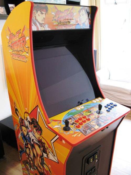 Έφτιαξε κλασσικό Arcade χρησιμοποιώντας μια παλιά τηλεόραση (42)