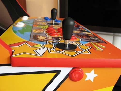 Έφτιαξε κλασσικό Arcade χρησιμοποιώντας μια παλιά τηλεόραση (43)
