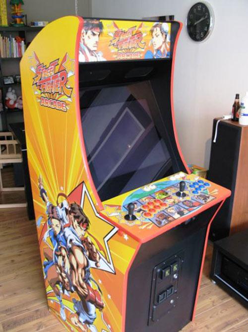 Έφτιαξε κλασσικό Arcade χρησιμοποιώντας μια παλιά τηλεόραση (46)