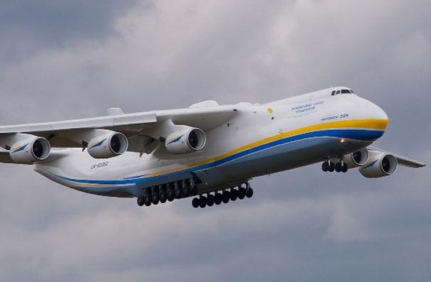 Δείτε το μεγαλύτερο αεροσκάφος στον κόσμο να απογειώνεται