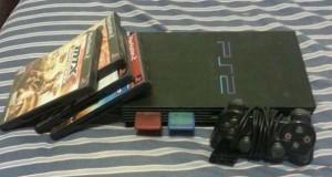 Το μεταχειρισμένο Playstation 2 που αγόρασε περιείχε μια έκπληξη