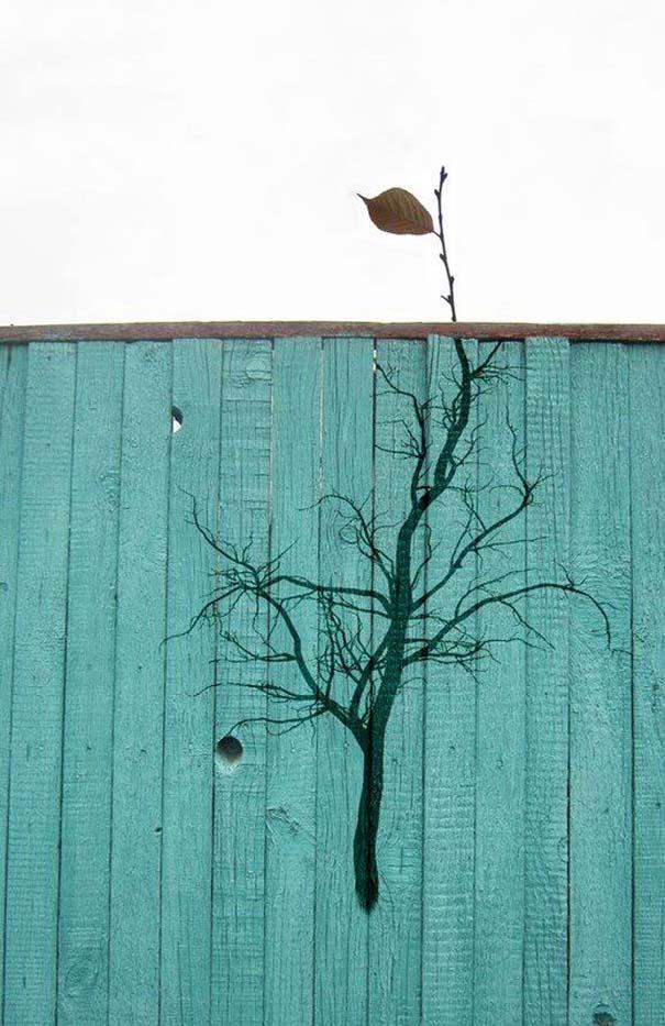 Όταν η τέχνη του δρόμου συνδυάζεται με την φύση (6)