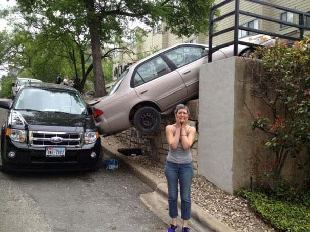 Ασυνήθιστα τροχαία ατυχήματα (2)