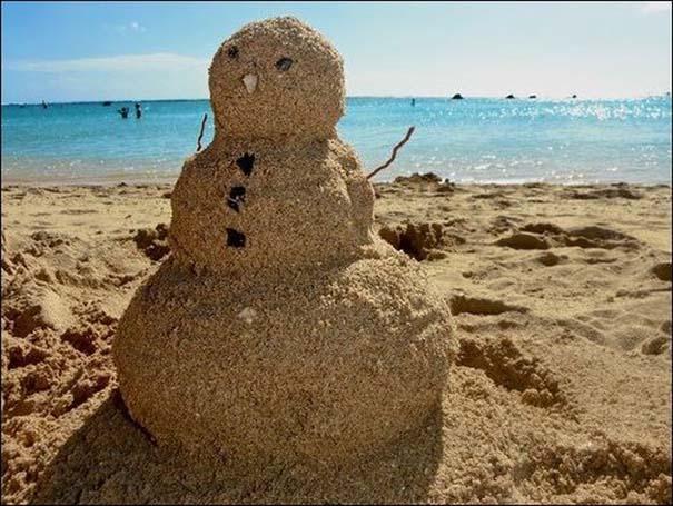 Παράξενα και τραγελαφικά σκηνικά στην παραλία (11)