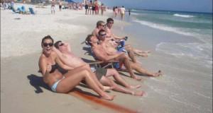 20 ακόμη παράξενα και τραγελαφικά σκηνικά στην παραλία