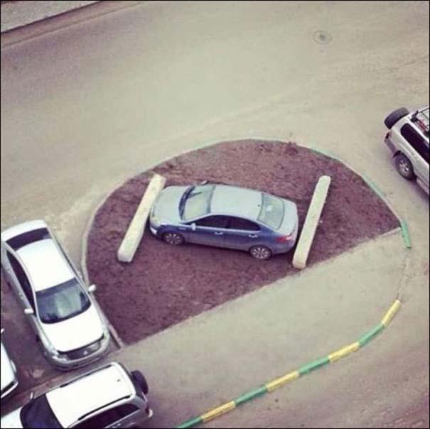 Τι μπορεί να συμβεί αν παρκάρεις στο λάθος σημείο (5)