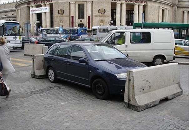 Τι μπορεί να συμβεί αν παρκάρεις στο λάθος σημείο (8)