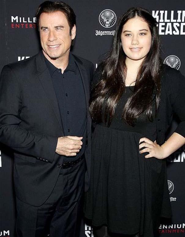 Ποιος είναι ο διάσημος πατέρας αυτής της κοπέλας; (3)