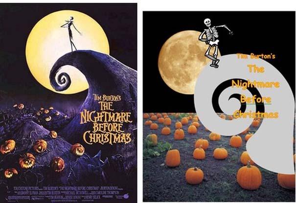 Posters ταινιών αν είχαν χαμηλό budget (3)