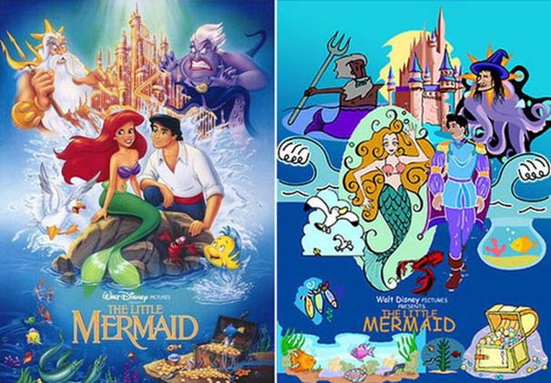 Posters ταινιών αν είχαν χαμηλό budget (9)