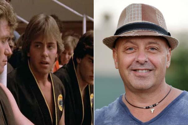 Οι πρωταγωνιστές της ταινίας Karate Kid τότε και τώρα (5)