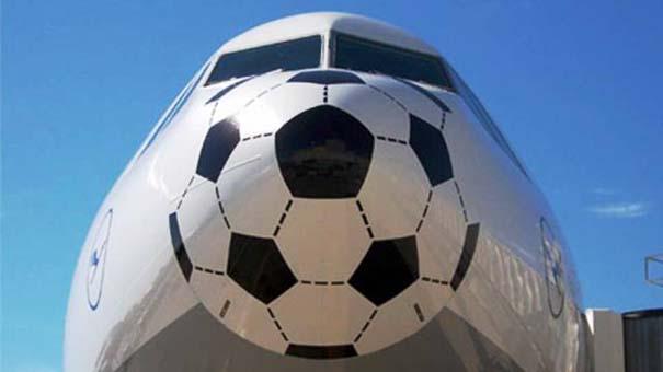 Πρωτότυπες και εντυπωσιακές βαφές αεροσκαφών (1)