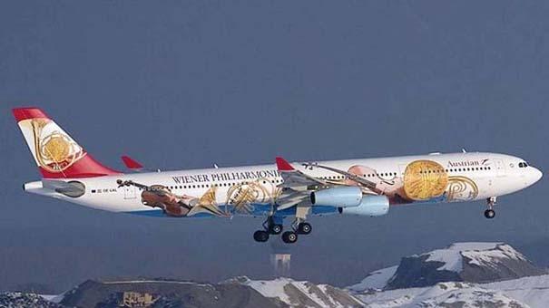 Πρωτότυπες και εντυπωσιακές βαφές αεροσκαφών (4)