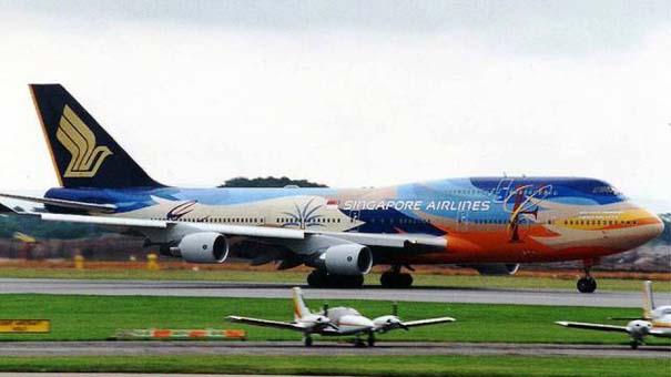 Πρωτότυπες και εντυπωσιακές βαφές αεροσκαφών (7)