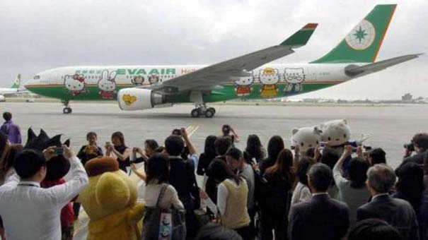 Πρωτότυπες και εντυπωσιακές βαφές αεροσκαφών (14)