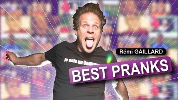 Remi Gaillard - Best Pranks