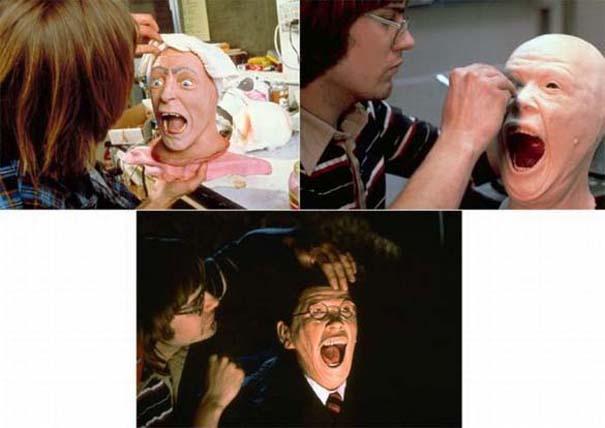 Σπάνιες φωτογραφίες από τα γυρίσματα κλασσικών ταινιών (5)