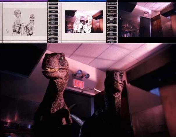 Σπάνιες φωτογραφίες από τα γυρίσματα κλασσικών ταινιών (14)