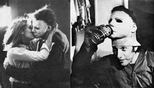 Σπάνιες φωτογραφίες από τα γυρίσματα κλασσικών ταινιών (15)
