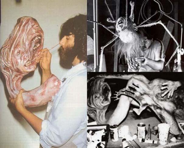 Σπάνιες φωτογραφίες από τα γυρίσματα κλασσικών ταινιών (16)