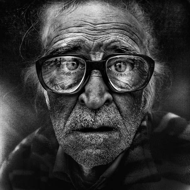 Συγκλονιστικά ασπρόμαυρα πορτραίτα αστέγων από τον Lee Jeffries (11)