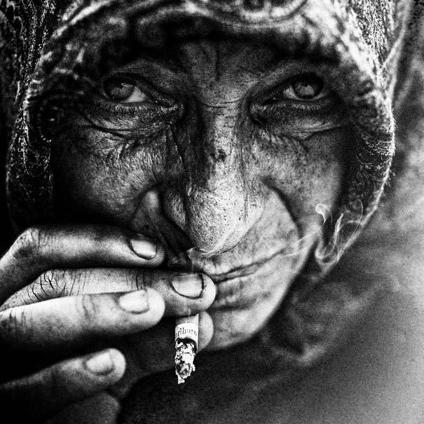 Συγκλονιστικά ασπρόμαυρα πορτραίτα αστέγων από τον Lee Jeffries (19)