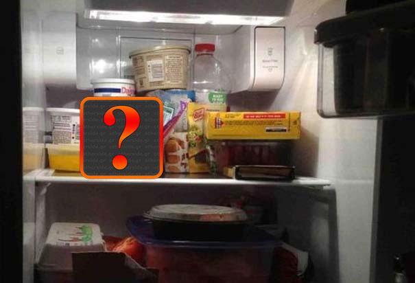 Τρομακτική φάρσα που θα κόψει... μια και καλή τις βραδινές επιδρομές στο ψυγείο