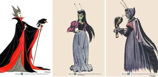 Χαρακτήρες της Disney που θα μπορούσαν να είναι τελείως διαφορετικοί (3)