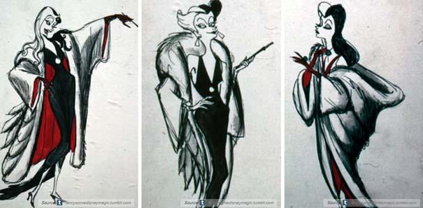 Χαρακτήρες της Disney που θα μπορούσαν να είναι τελείως διαφορετικοί (4)