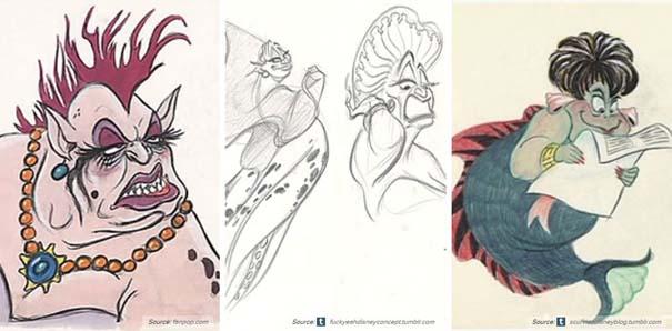 Χαρακτήρες της Disney που θα μπορούσαν να είναι τελείως διαφορετικοί (5)
