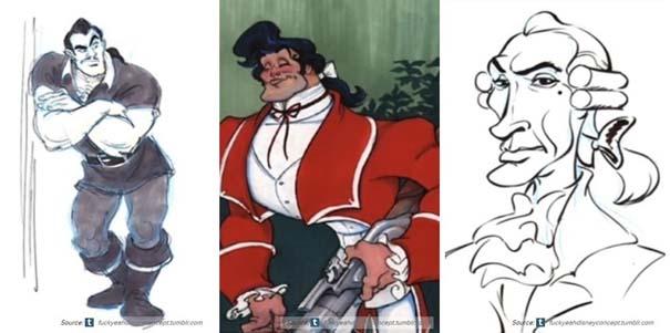 Χαρακτήρες της Disney που θα μπορούσαν να είναι τελείως διαφορετικοί (8)