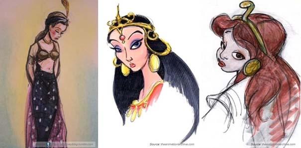 Χαρακτήρες της Disney που θα μπορούσαν να είναι τελείως διαφορετικοί (10)