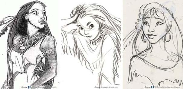 Χαρακτήρες της Disney που θα μπορούσαν να είναι τελείως διαφορετικοί (12)