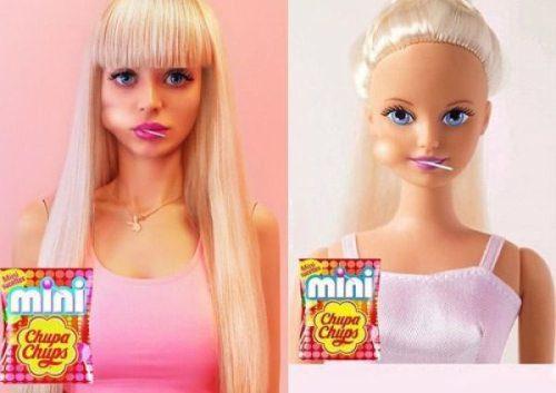 Το όνειρο της ήταν να γίνει μια ζωντανή Barbie... και τα κατάφερε (11)
