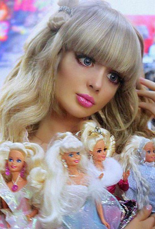 Το όνειρο της ήταν να γίνει μια ζωντανή Barbie... και τα κατάφερε (20)