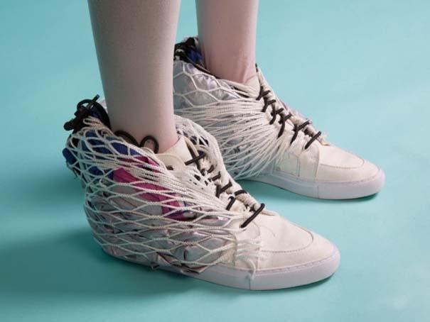 Αλλόκοτα παπούτσια που μετατρέπονται σε καταφύγιο (1)