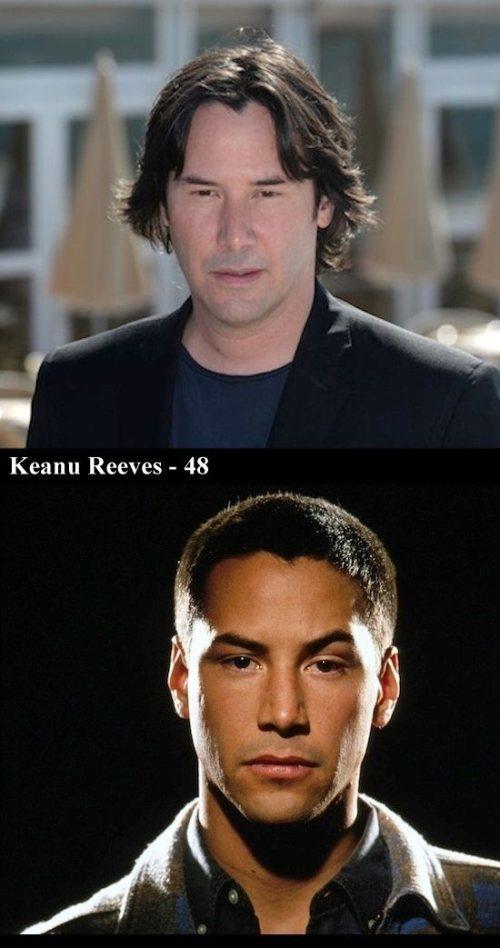 Άνδρες ηθοποιοί τότε και τώρα (2)