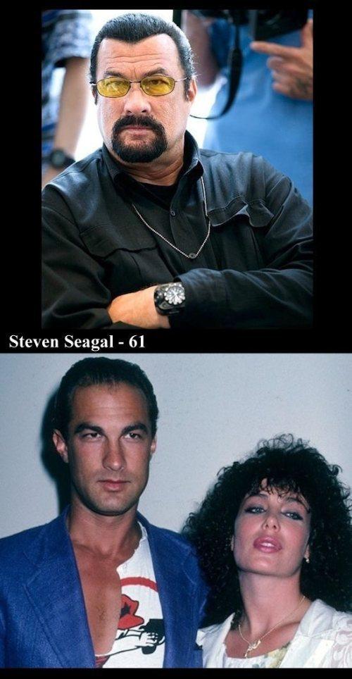 Άνδρες ηθοποιοί τότε και τώρα (3)