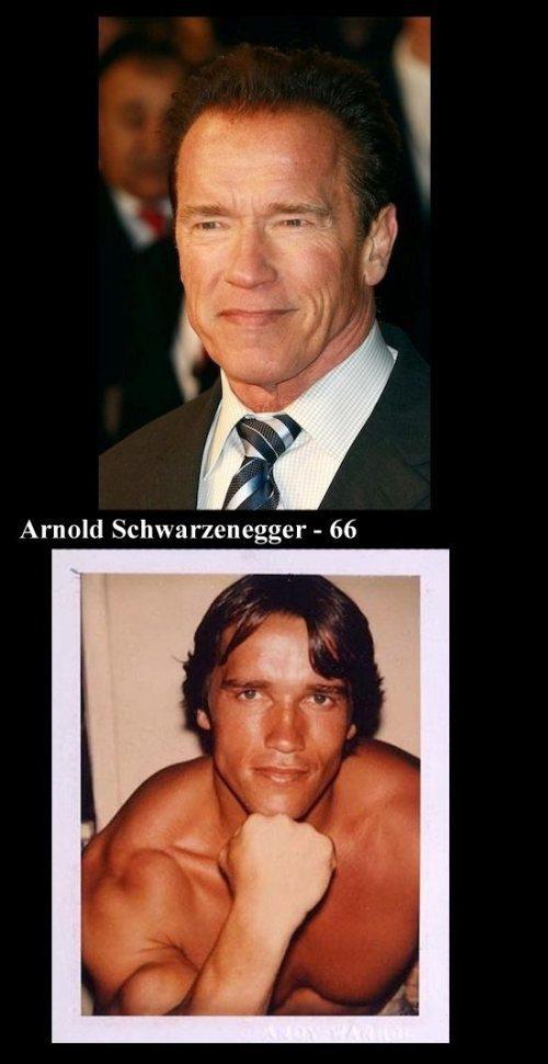 Άνδρες ηθοποιοί τότε και τώρα (4)