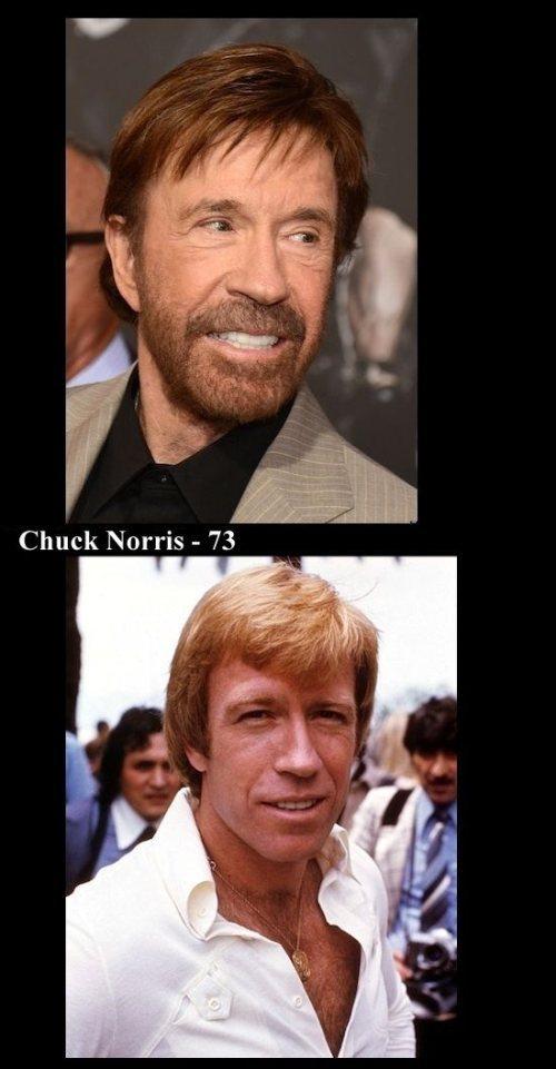 Άνδρες ηθοποιοί τότε και τώρα (6)
