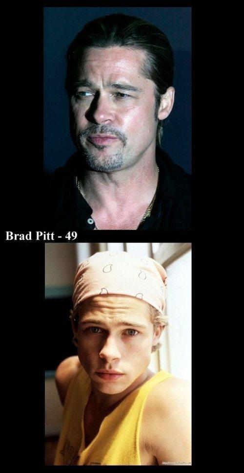 Άνδρες ηθοποιοί τότε και τώρα (8)